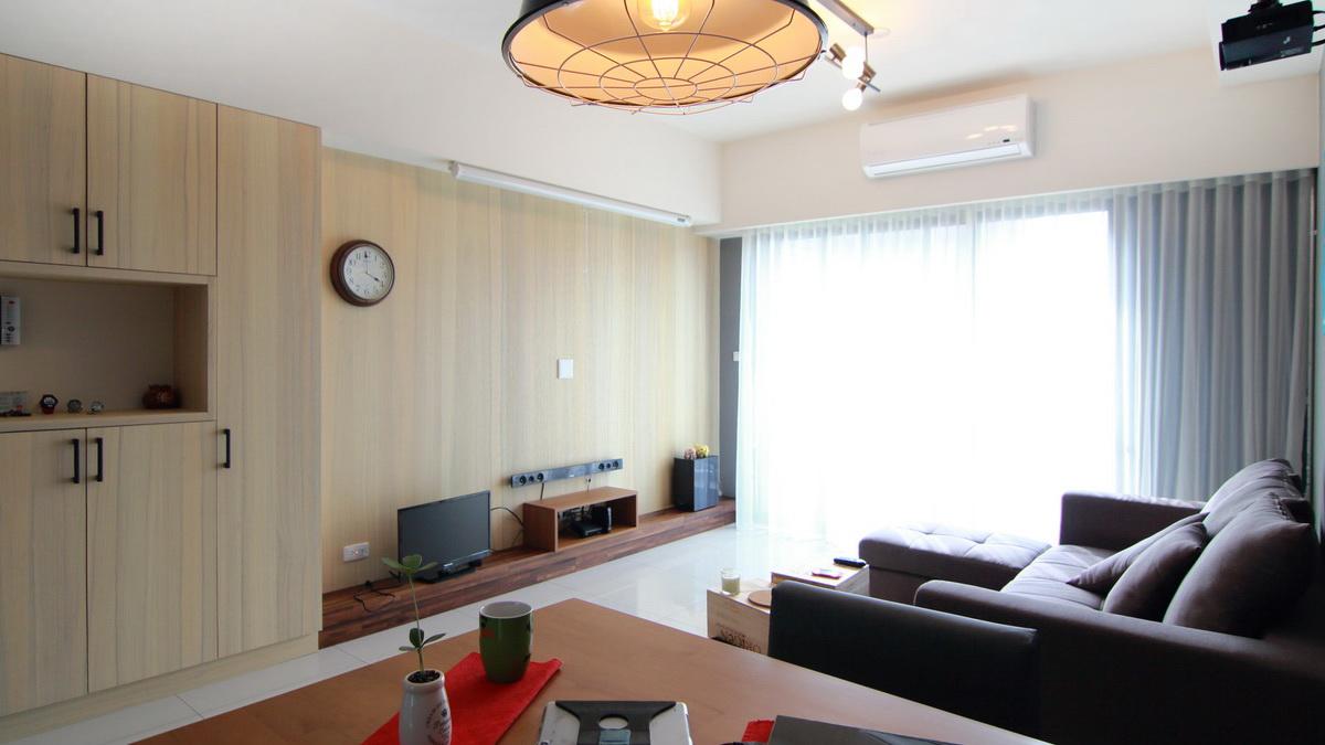 工业风个性小宅 | ::室内设计作品,装潢案例 | 大禾